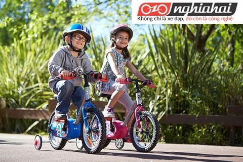 Cách dạy trẻ đi xe đạp trẻ em đúng phương pháp 1