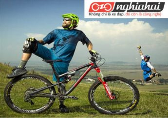 Cách lắp ráp xe đạp địa hình hoàn chỉnh 1