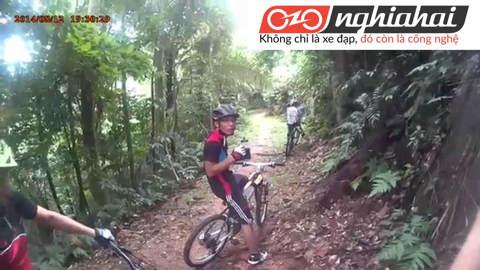 Kỹ năng leo núi bằng xe đạp địa hình. Xe đạp địa hình leo núi 3