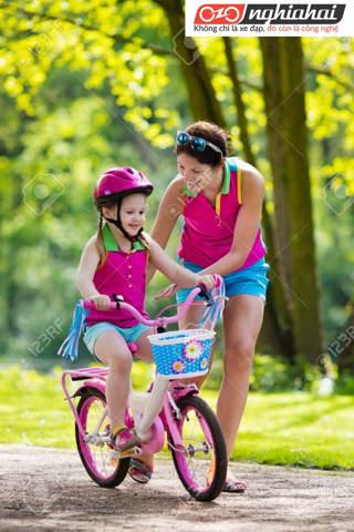 Lưu ý khi đi xe đạp trẻ em. Kinh nghiệm đi xe đạp trẻ em 2