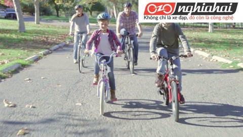 Sửa chữa xe đạp trẻ em tại HN, Kiểm tra chất lượng của xe đạp trẻ em 3
