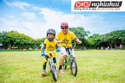 Các dòng xe đạp trẻ em. Xe đạp trẻ em giá tốt 2