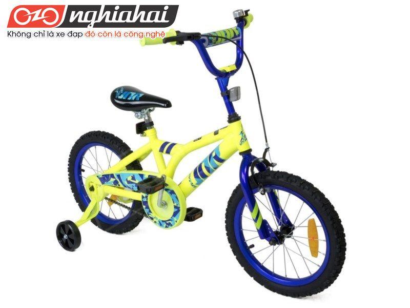 Cách chọn mua xe đạp cho bé 3 tuổi
