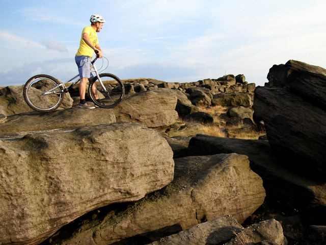 Hành trình đi phượt bằng xe đạp địa hình 1