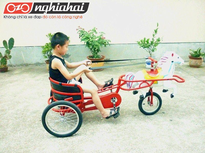 Lịch sử xe đạp trẻ em. Phân loại xe đạp trẻ em 1