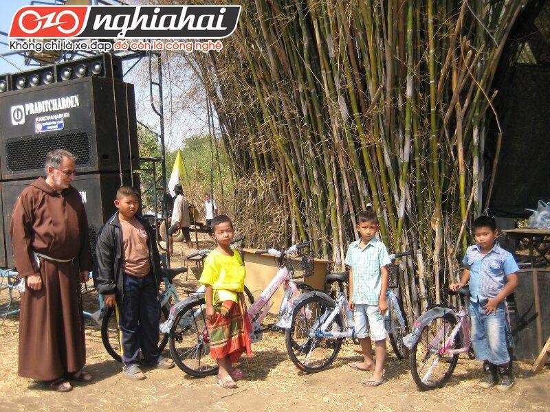 Những câu chuyện thú vị về xe đạp trẻ em 3