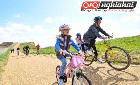 Phanh tay xe đạp trẻ em. An toàn khi đạp xe đạp trẻ em 1