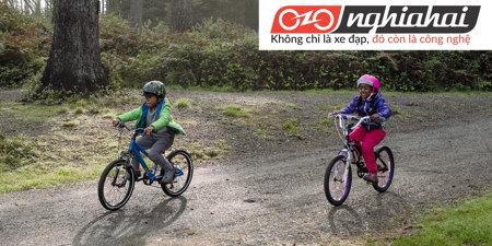 Phanh tay xe đạp trẻ em. An toàn khi đạp xe đạp trẻ em 2