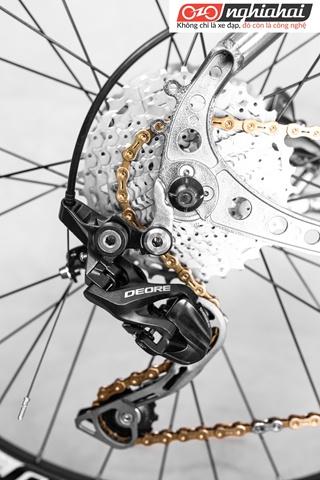 Tìm hiểu về xe đạp địa hình ALASKAN SUS 3