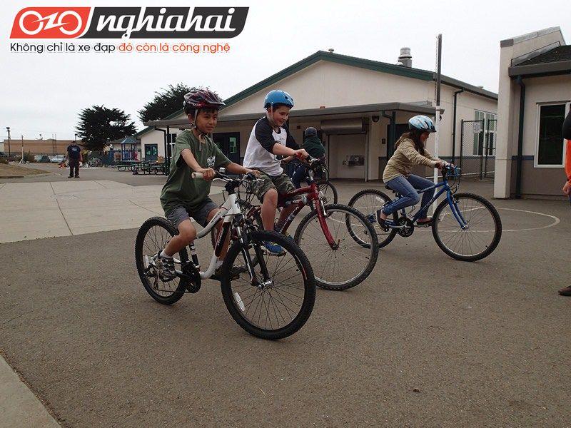 Tiêu chuẩn xe đạp địa hình. Mẫu xe đạp địa hình 2