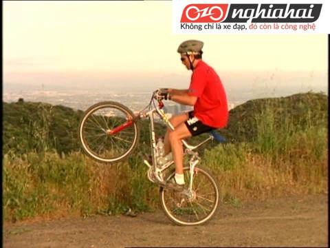 Cách ứng phó khi đạp xe đạp địa hình trong điều kiện khó khăn 1