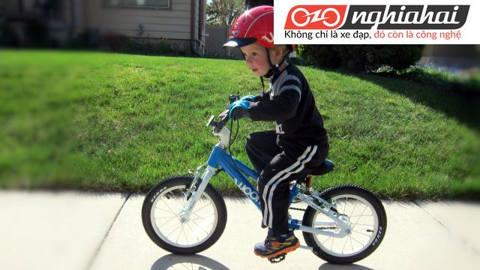 Cách dạy trẻ đi xe đạp trẻ em an toàn 3