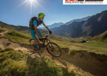 Cuộc đua xe đạp địa hình. Kỹ năng về xe đạp địa hình 3