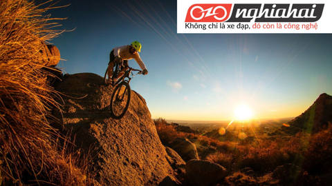 Hướng dẫn mua xe đạp địa hình. Tập luyện với xe đạp địa hình 2