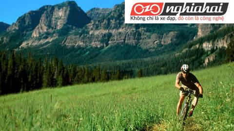 Lời khuyên khi dùng xe đạp địa hình. Sử dụng xe đạp địa hình 1