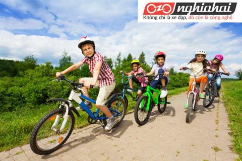 Lựa chọn xe đạp trẻ em. Mua bán xe đạp trẻ em 1