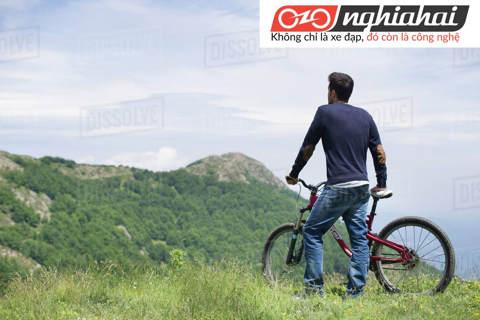 Mẹo giảm cân bằng cách đạp xe đạp địa hình 1