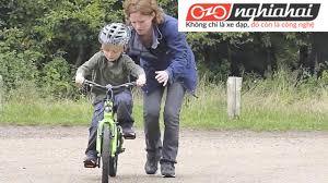 Những lưu ý khi cho trẻ đi xe đạp trẻ em 3