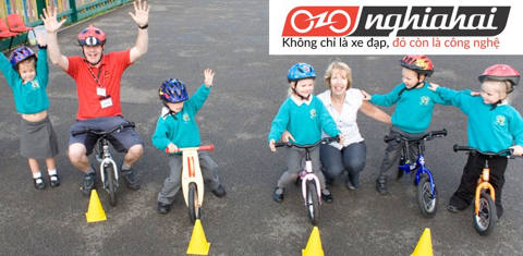 Sự phát triển của xe đạp trẻ em trên thế giới 3