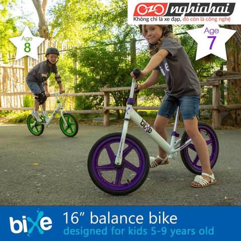 Xe đạp trẻ em đường trường tốt nhất cho bé 2
