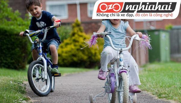 Các bộ phận quan trọng của xe đạp trẻ em 3
