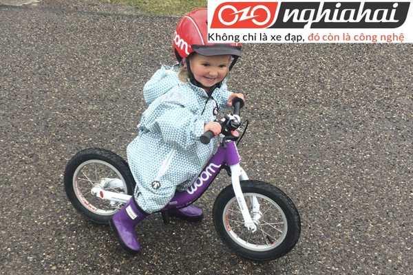 Hướng dẫn sử dụng xe đạp trẻ em cân bằng 2