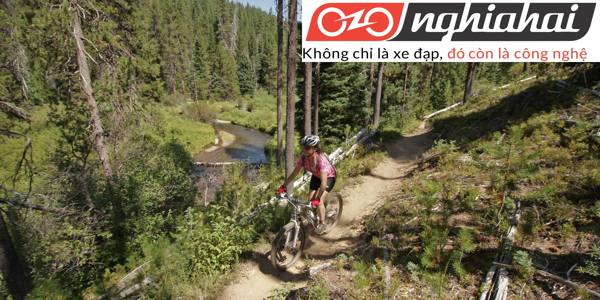 Những xe đạp địa hình dòng cận cao cấp 3