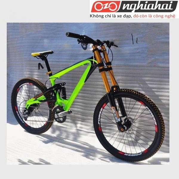 Đánh giá xe đạp leo núi Prevelo Zulu 3 3