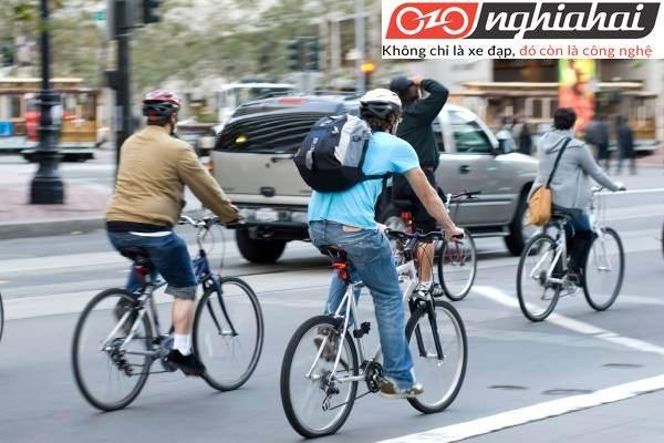 Điều chỉnh xe đạp địa hình phù hợp 2