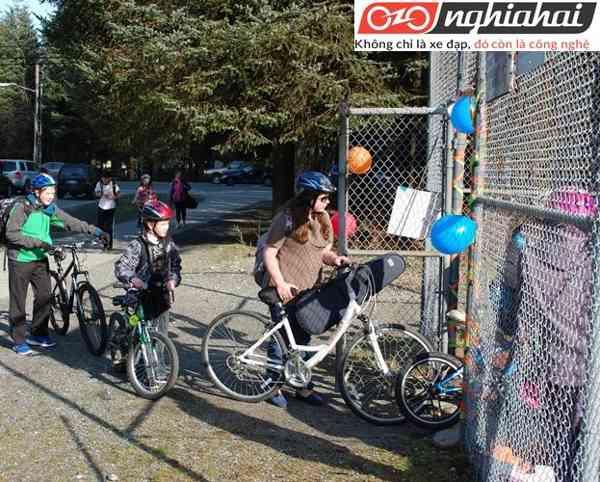 Mẹo giúp bạn đạp xe đạp địa hình an toàn 1