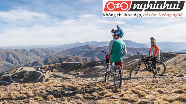 Xe đạp địa hình cho nhu cầu đi lại 2