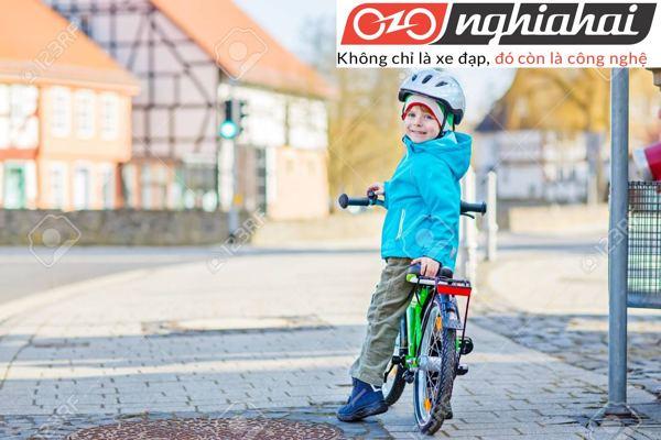 Đánh giá xe đạp trẻ em WOOM 3 2