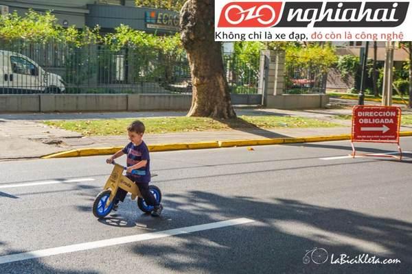 Đánh giá xe đạp trẻ em WOOM 3 3