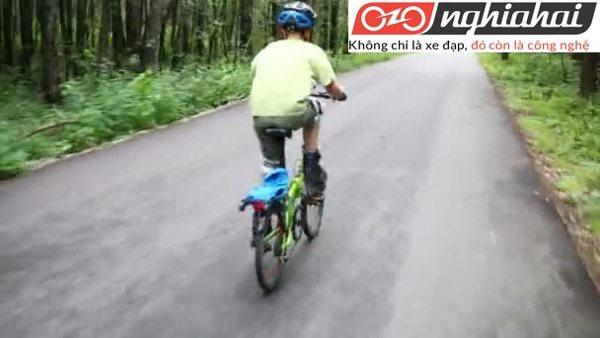 Các bước kiểm tra xe đạp trẻ em 2