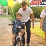 Các bước kiểm tra xe đạp trẻ em 3