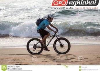 Tim hiểu xe đạp địa hình khung titan 3
