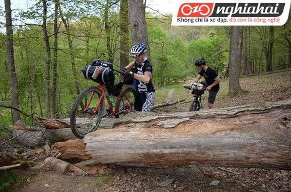 Cách tránh chóng mặt khi đang đạp xe 1