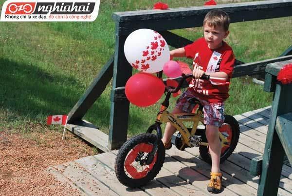 Chuyên mục kỹ thuật xe đạp trẻ em 2