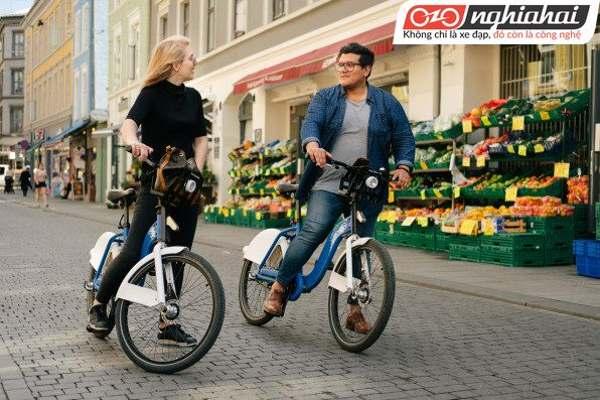 Con gái đi xe đạp địa hình cần chú ý những gì 2