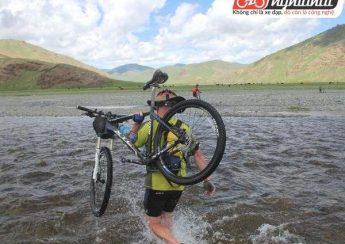 Con gái đi xe đạp địa hình cần chú ý những gì 3