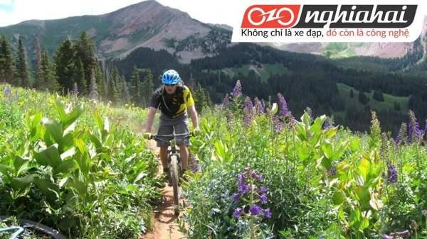 Dinh dưỡng cho người đạp xe đạp địa hình 1