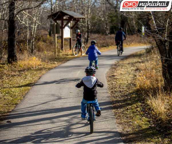 Hướng dẫn vá lốp xe đạp trẻ em 1