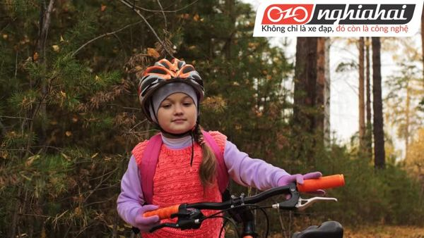 Năm điểm cốt lõi của xe đạp trẻ em 1