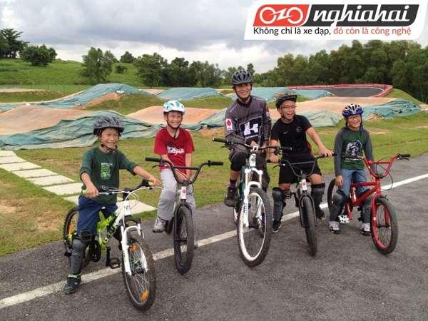 Những bộ phận trên xe đạp trẻ em 1