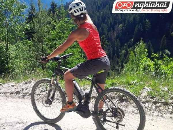 Phòng tránh chấn thương khi đạp xe đạp địa hình 1