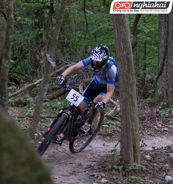 Phòng tránh chấn thương khi đạp xe đạp địa hình 2