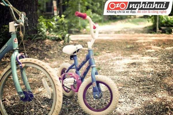 Quy trình để bé đi xe đạp trẻ em hiệu quả 1
