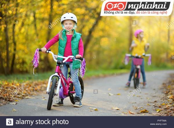 Quy trình để bé đi xe đạp trẻ em hiệu quả 3