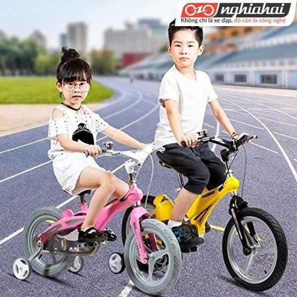 Tìm hiểu về áp suất lốp xe đạp trẻ em 1