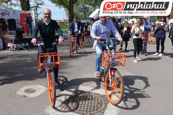 Đạp xe đi du lịch vào mùa hè 2
